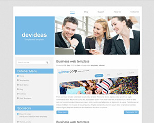 IdeaLab Website Template